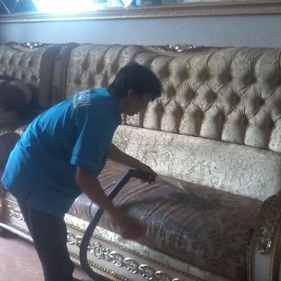 Jasa Cuci Sofa di Sentul City Bogor